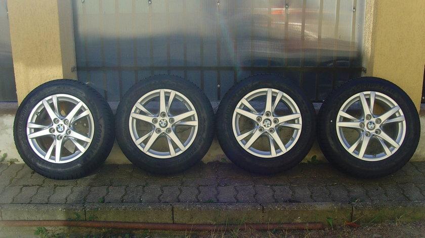 Jante Noi 5x112 pe 16 orig.BMW serie 2 AT F45;GT F46,MINI+anv.Noi 205/60 R16 GoodYear RSC+senzori No