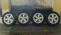 Jante Noi 5x112 pe 16 originale BMW serie 2 AT F45;GT F46+anv.Noi 205/60 R16 GoodYear RSC+senzori No