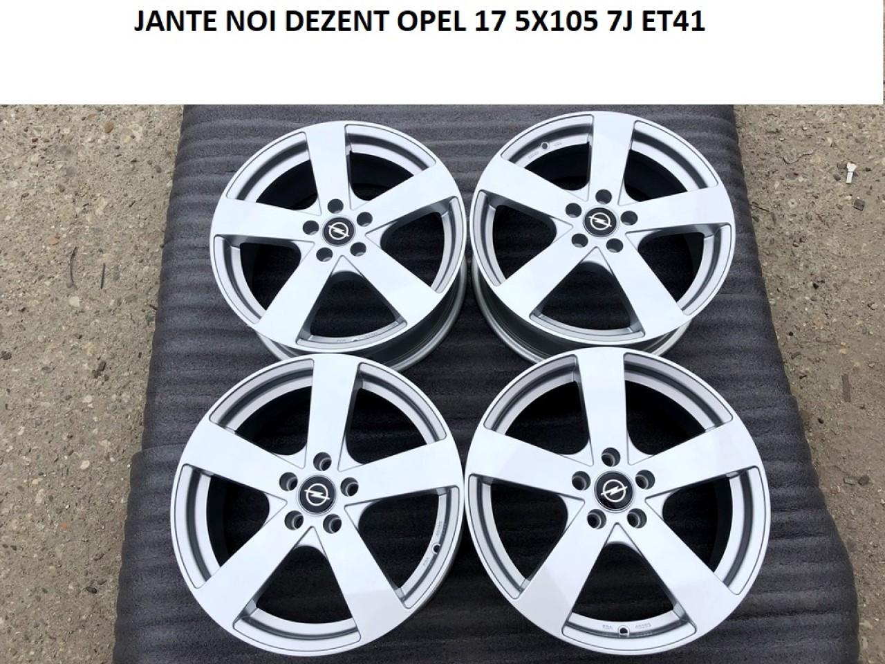 JANTE NOI DEZENT 17 5X105 ASTRA J OPEL