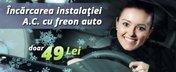 GAME OVER! Cea mai tare promotie din Romania la incarcarea cu freon: 49 lei