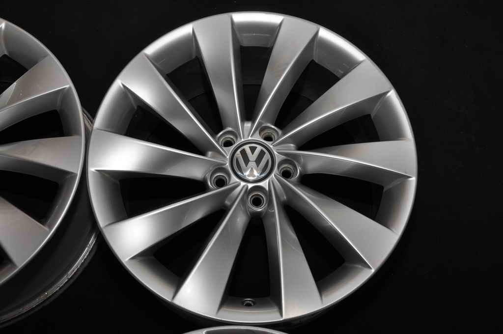 Jante Noi Originale VW Passat CC Interlagos 18 inch ET41