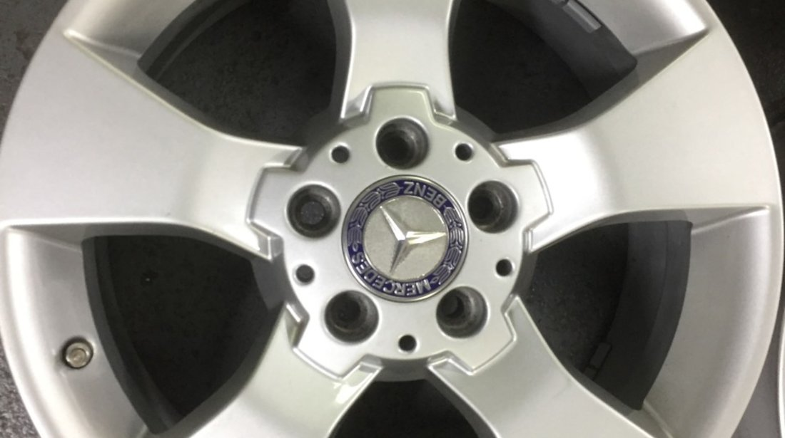 Jante OEM R17 Mercedes GLK/GLE/GLA+senzori presiune