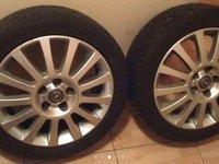 """Jante Opel 17"""" 5×110 OPC Astra Corsa Vectra"""