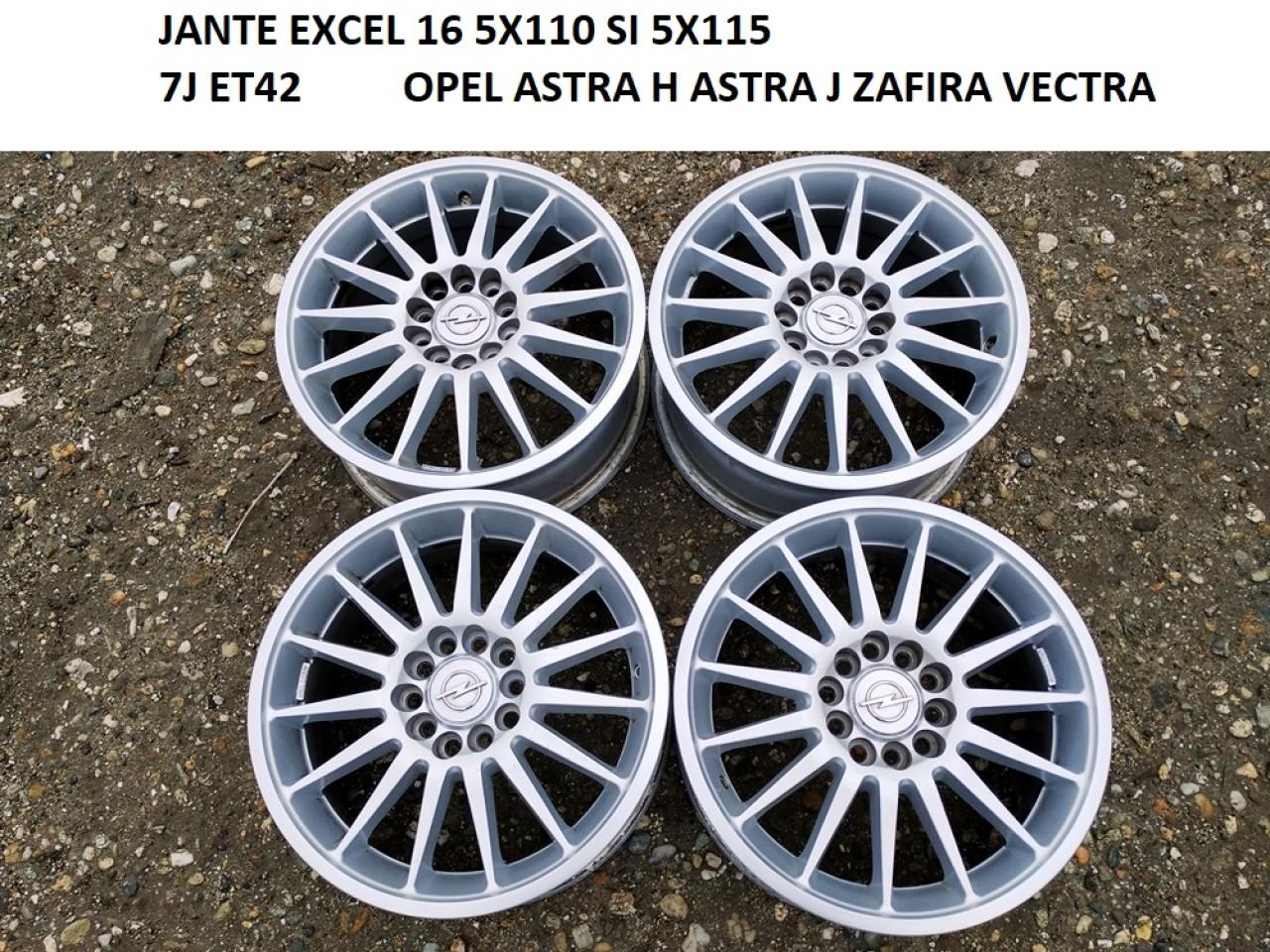 JANTE OPEL 5X115 SI 5X110 EXCEL