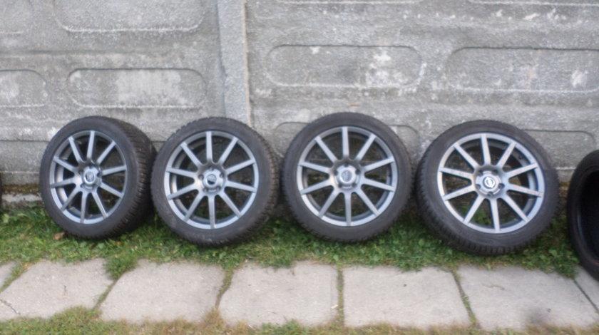 Jante Opel Astra H , Vectra  Zafira   225 45 17 Iarna Uniroyal MS plus 77