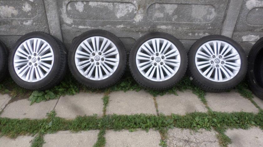 Jante Opel Astra J 215 50 17 Iarna Continental