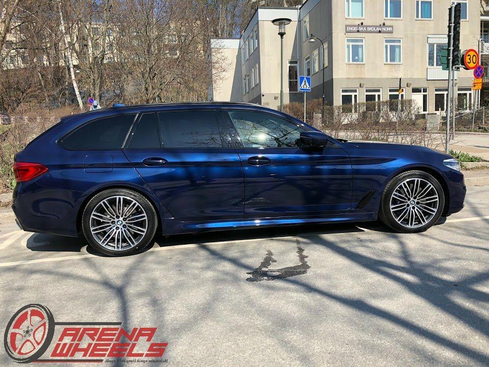 Jante Originale 19 inch BMW Seria 5 G30 G31 Seria 6 GT G32 Seria 7 G11 G12 M664 R19