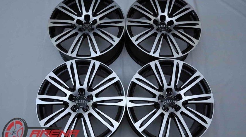 Jante Originale Audi 20 inch A7 S7 A8 S8 Negru Diamond Cut R20