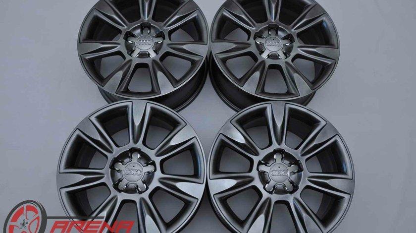 Jante Originale Audi A4 A5 A6 A7 A8 Q5 Allroad 17 inch Gri Antracit