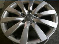 Jante Originale Audi A4 A6 Noi pe 17 inch 8J x17H2 ET47 Set Capace AUDI