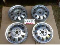 Jante Originale Audi  A4 pe R 15 Aliaj Super Usor !!!