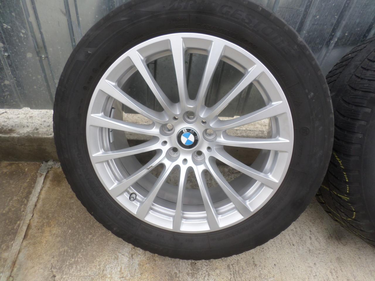Jante originale BMW 18 seria 5 G30 seria 7 G11 G12  STYLE 619 +SENZORI