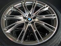 Jante Originale BMW Seria 7 G11 Individual Noi pe 20 inch cu Anvelope BridgeStone