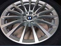 Jante Originale BMW Seria 7 G11 pe 18 inch cu Echipare de Iarna Pirelli RUN FLAT