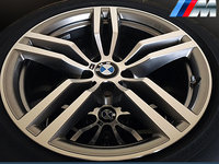 Jante Originale BMW X5 si X6 Style 623M pe 19 inch cu Anvelope de Iarna Pirelli