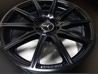 Jante Originale Mercedes AMG CLS si E class pe 19 inch BLACK