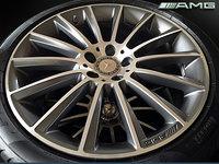 Jante Originale Mercedes CLS AMG W218 pe 19 inch cu Anvelope de Vara