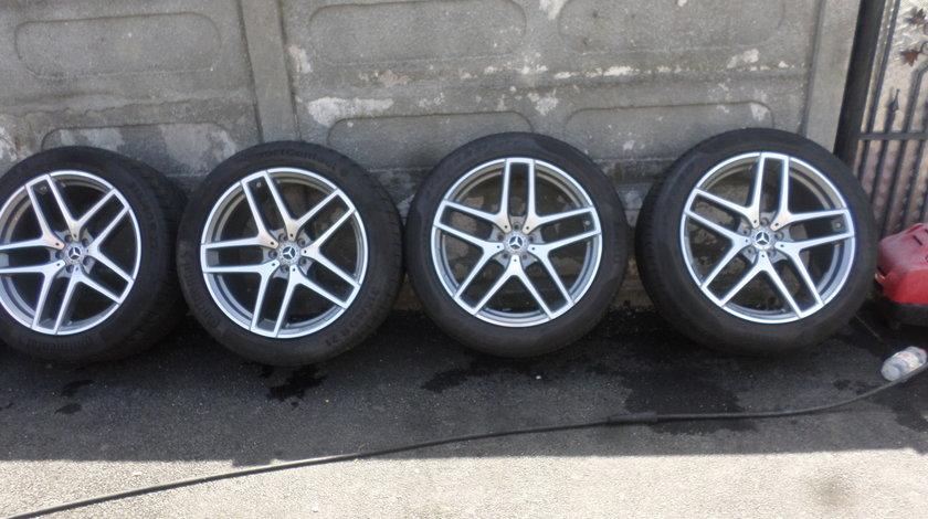"Jante originale Mercedes GLE COUPE AMG 21"" w292"