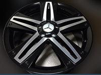Jante Originale Mercedes GLE (ML) si GL (GLS) pe 20 inch - set nou Bicolor
