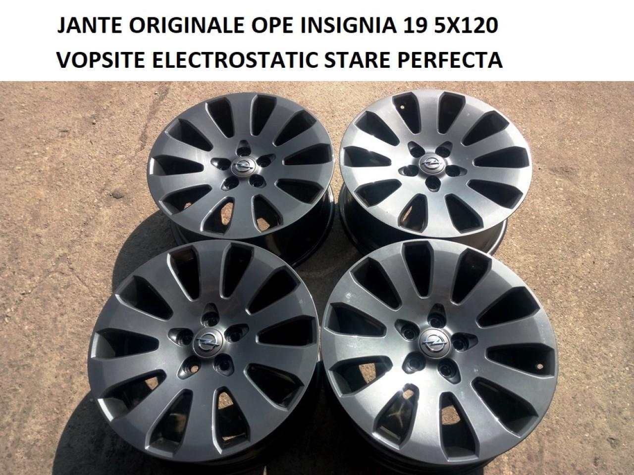 JANTE ORIGINALE OPEL INSIGNIA 19 5X120