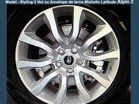 Jante Originale Range Rover Sport 2014 pe 20 inch Styling 2 cu Anvelope de Iarna Michelin