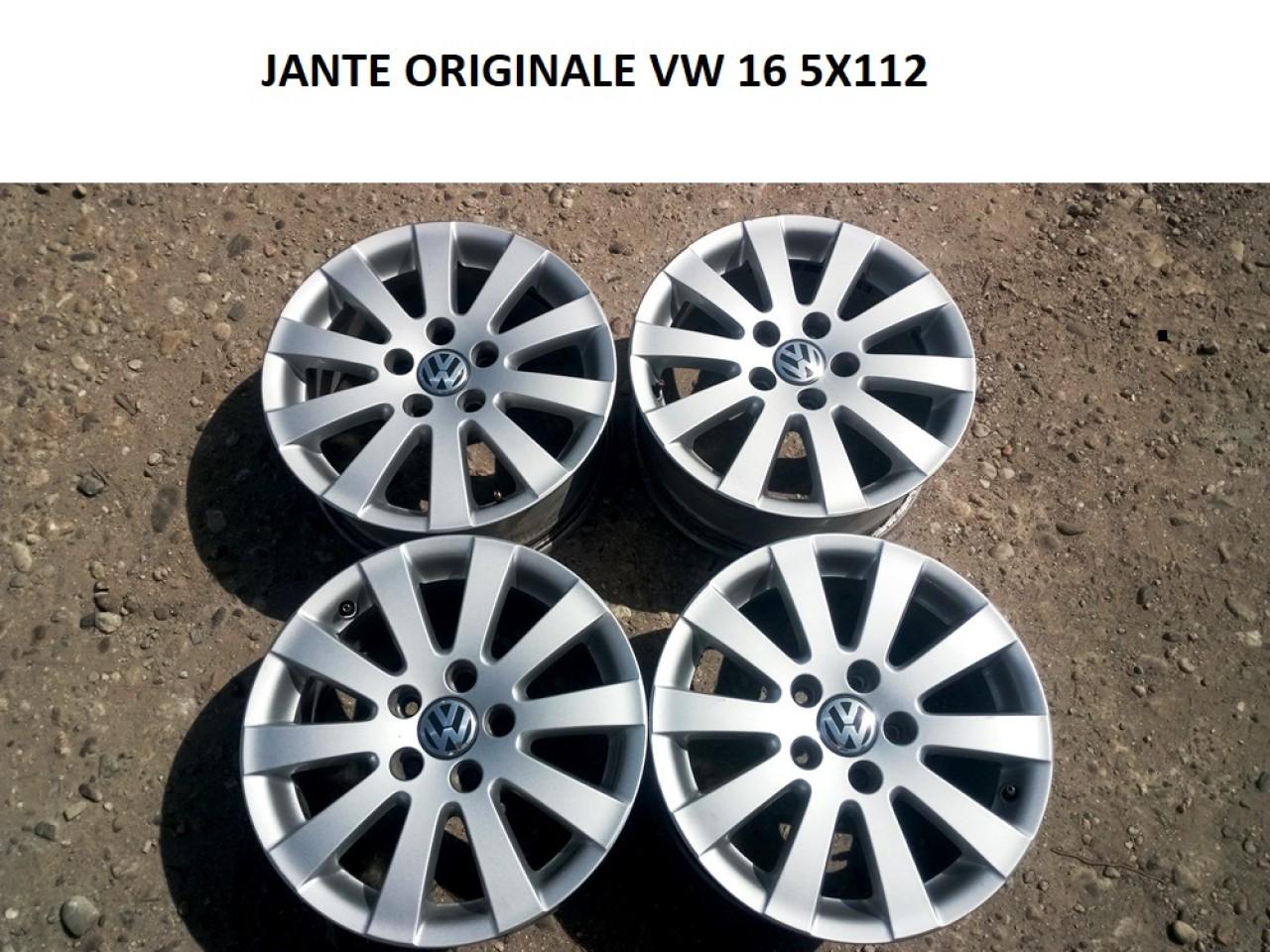 JANTE ORIGINALE VW 16 5X112