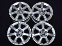 Jante Originale VW 16 inch ET50 Golf 5 6 7 Jetta Caddy Touran