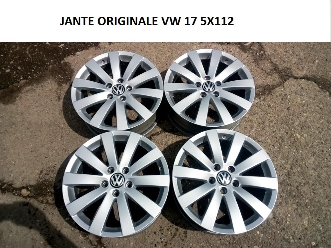JANTE ORIGINALE VW 17 5X112