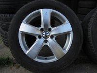 Jante Originale VW Tiguan 17 se potrivesc pe Passat / Golf 6 - 7