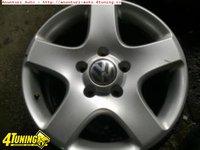 Jante Originale VW Volkswagen Touareg Second pe 17 inch 7 5 x17H2 ET55