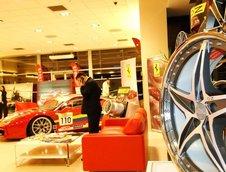 Jante OZ Racing - Eveniment lansare Ferrari F12