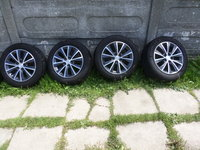 Jante Peugeot 307 pe 16 zoll cu anvelope 205 55 16 Vara Michelin