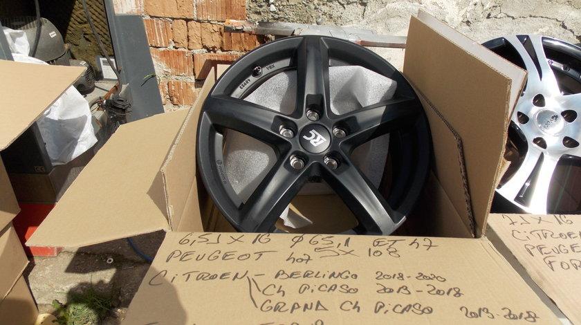 Jante Peugeot 407 Citroen  marca Rc Design Rc24 Noi 16 zoll