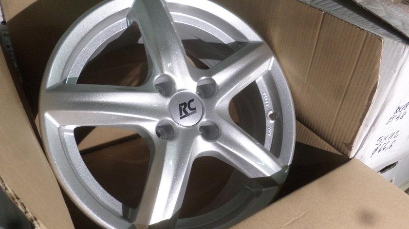Jante Peugeot   marca Rc Design Rc24 Noi 16 zoll