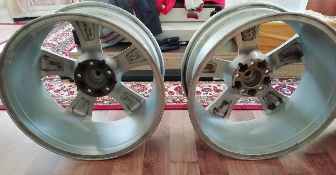 "Jante Platin 18"" 5x112 Audi Vw Volkswagen Mercedes Skoda Seat"