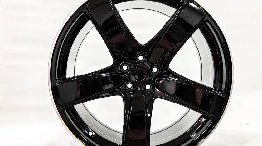 Jante Porsche Macan 21 R21 prosche Macan Glos Black Model 2019