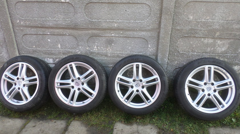 Jante Porsche Panamera 285 40 19 Vara 255 45 19 Pirelli