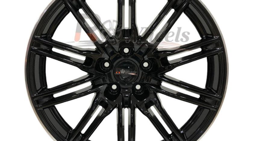 Jante Porsche21 R21 Black pentru cayenne