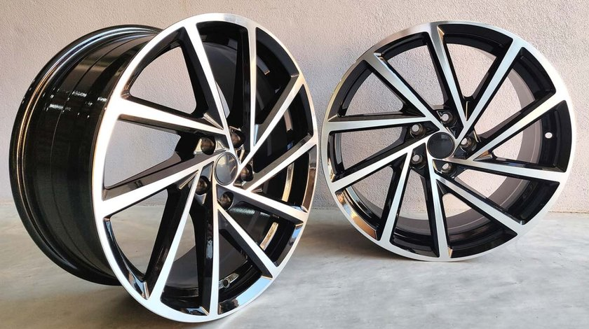 "Jante R18 VW Golf R design 18"" 5x112 model nou 2018"