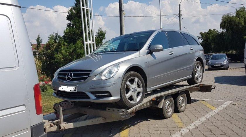 JANTE R19 INCH cauciucuri noi gratis Mercedes r class w251 ml 164
