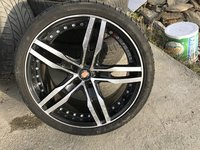 Jante R19 pentru BMW F10, F01, E90, E60, E65, E66, E46, E39 model M 5x120