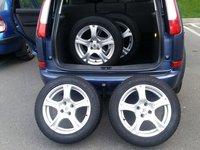 Jante (RC )+ anvelope FULDA - 205/55/16 > Opel astra , zafira,