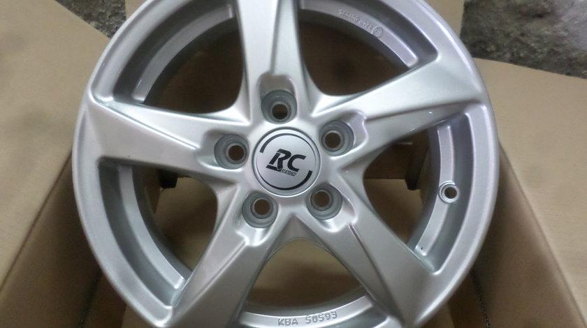 Jante Rc Design 5x100 pe 14 ptr gama  Skoda Fabia VW Polo Fox Seat Ibiza
