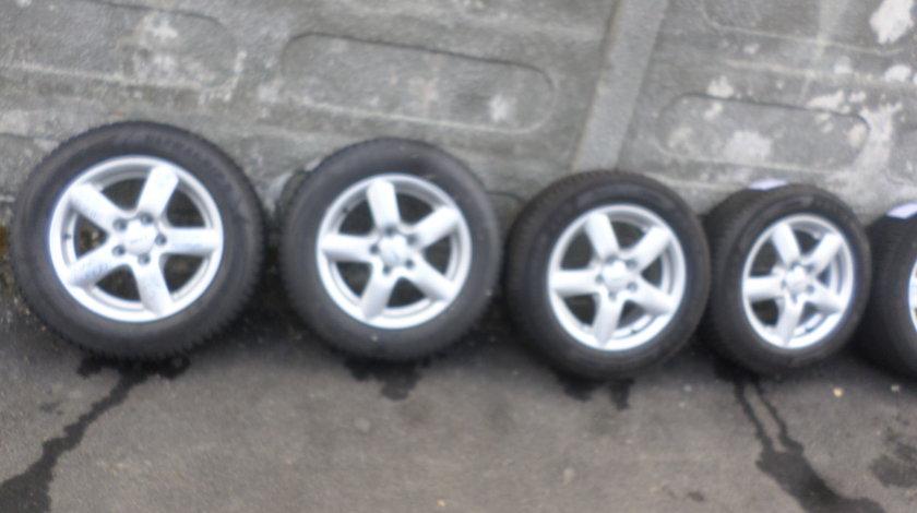 Jante Rial  15 Skoda Octavia  VW Golf 5 6 7 Skoda  195 65 15 Iarna Michelin