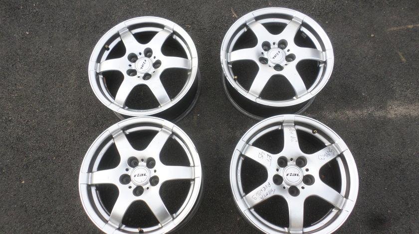 Jante Rial 16 zoll 5x114,3  Kia Hyundai Renault Duster Toyota