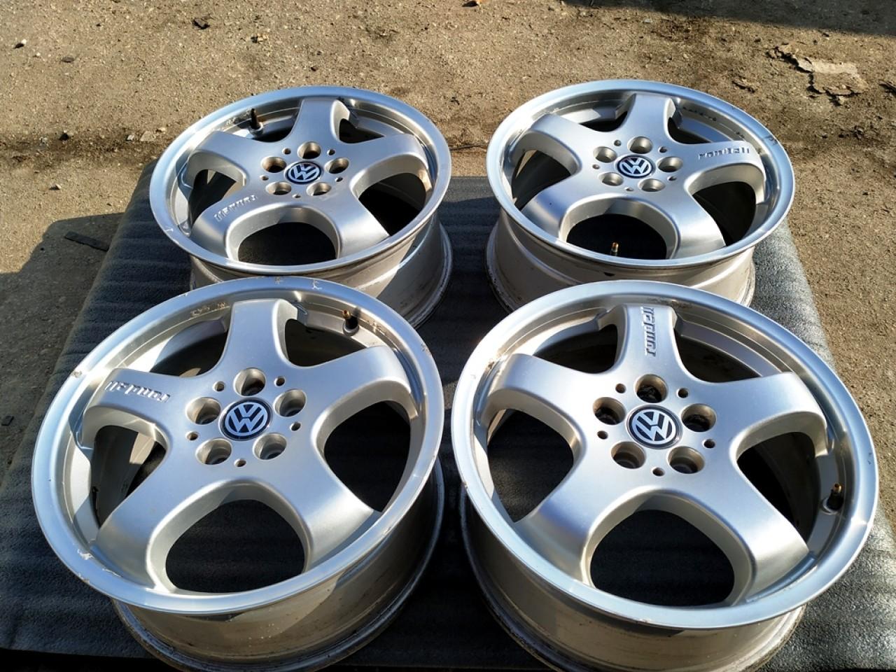 JANTE RONDELL 17 5X112 VW AUDI