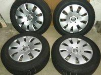 Jante Roti Audi A4 8k B8 205 60 16 iarna