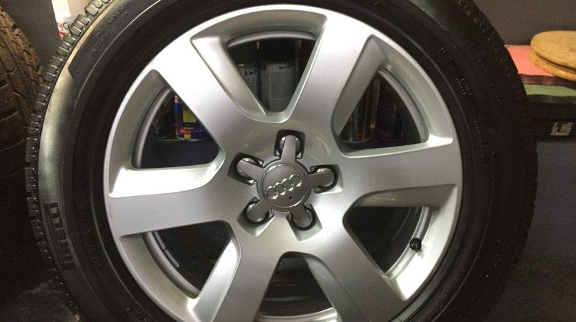 Jante / roti iarna '17 originale Audi A7 / Audi A4 Allroad 235/55R17