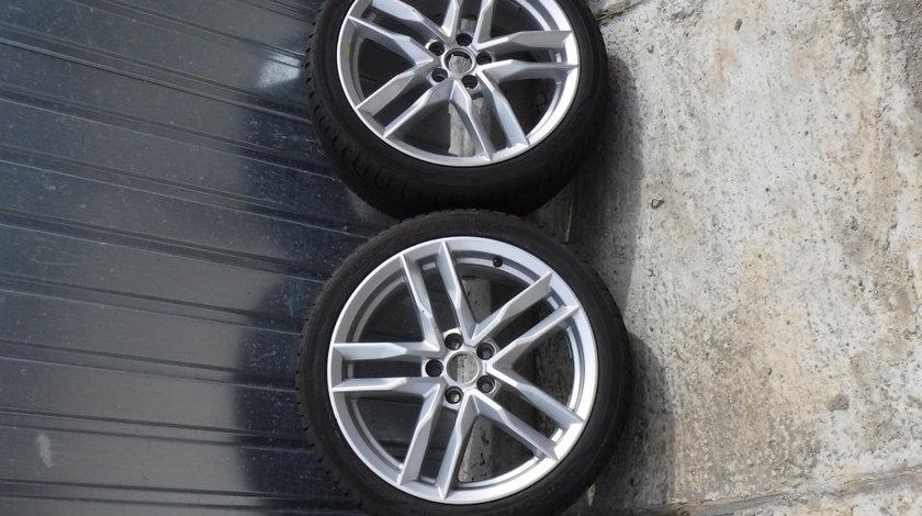Jante Seat Ibiza FR  215 40 17 Uniroyal Rainsport 3 DOT (4417)