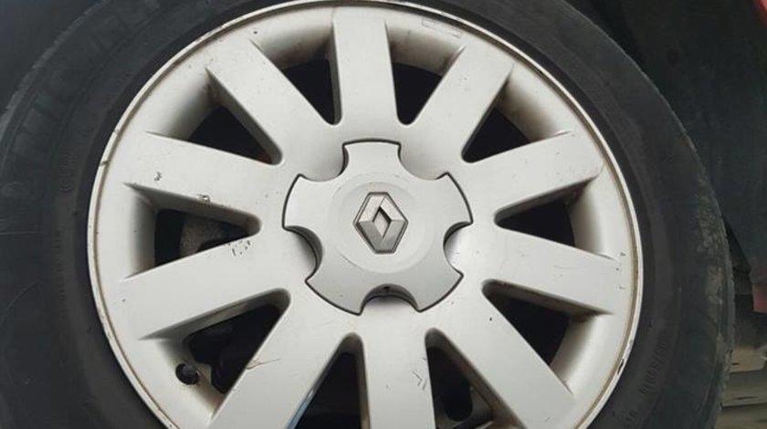 Jante si anvelope vara Renault Laguna II, dimensiune 205x55x16